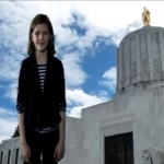 Erikka Baldwin of Eugene Elected Oregon's 2019 Kid Governor