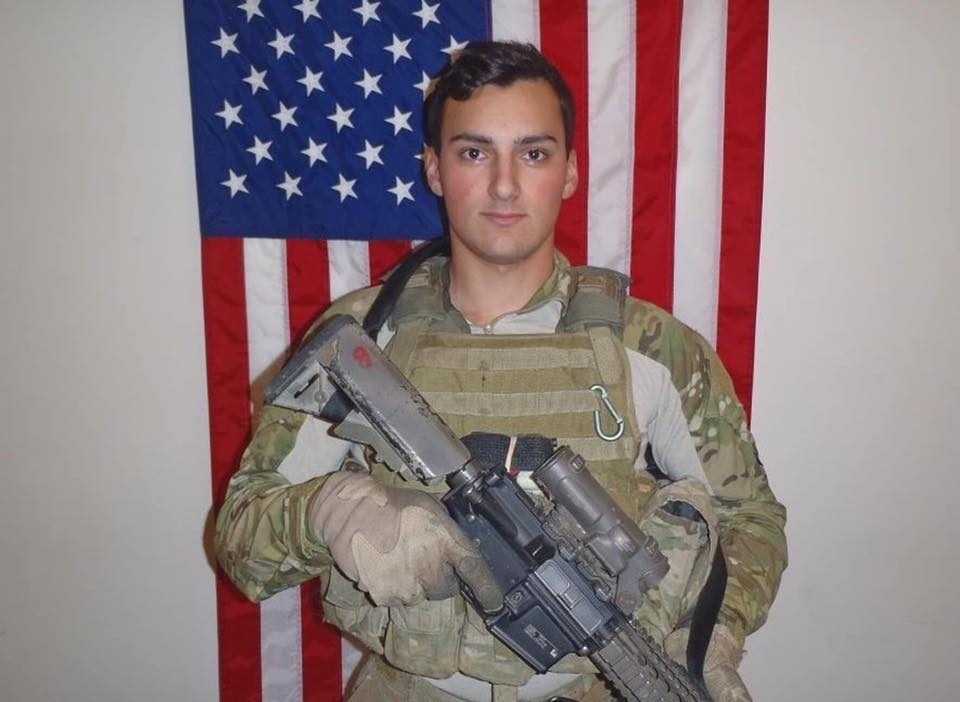 U.S. Army Ranger from Leavenworth killed in Afghanistan