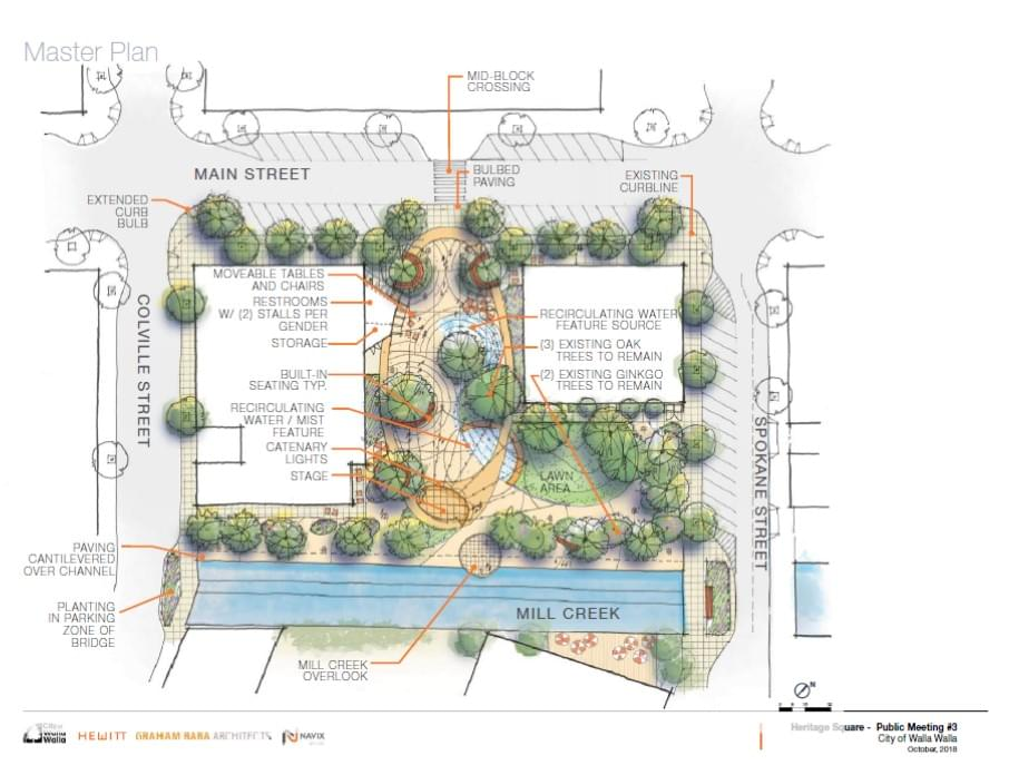 Heritage Square gets re-design approval