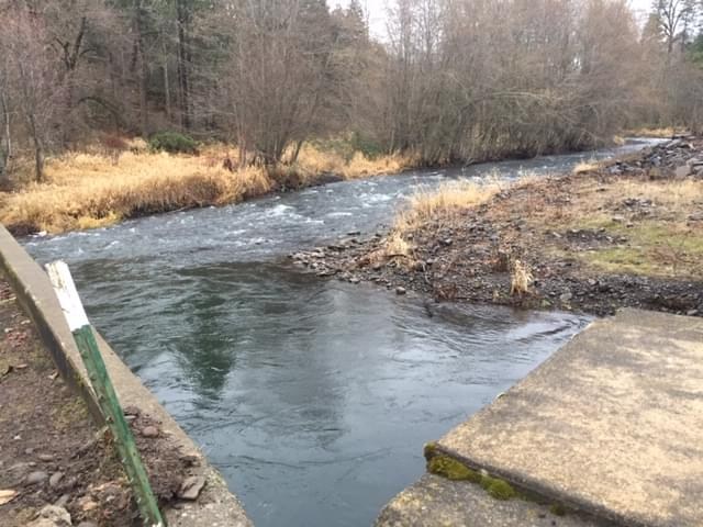 Corps monitoring Mill Creek; flooding is unlikely