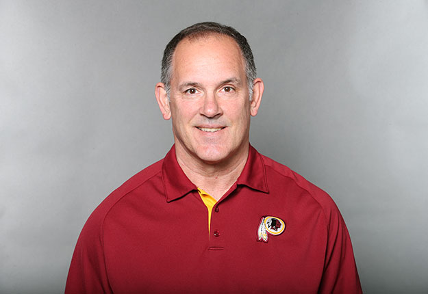 Redskins Promote Matt Cavanaugh To Offensive Coordinator