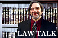 Law Talk with Eric Morrow