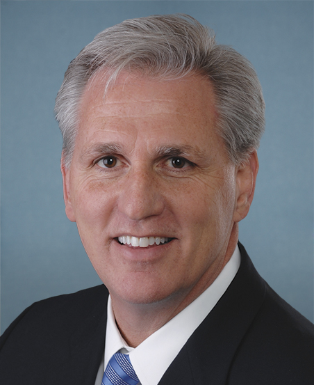 """Kevin McCarthy Surprises 'TRBS"""" With an Unsolicited Call"""