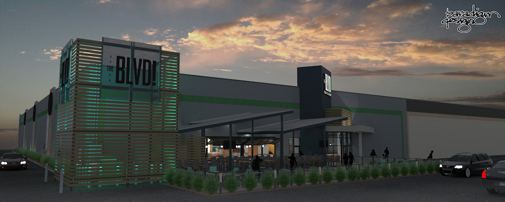 Bakersfield To Get Upscale Bowling Entertainment Venue