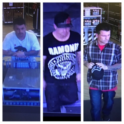Police Search For Suspects In Bakersfield Bed Bath And