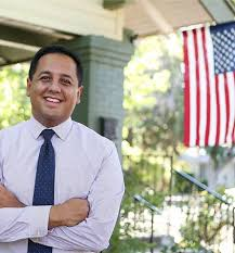 City Councilman Andrae Gonzales talks elections and downtown parking