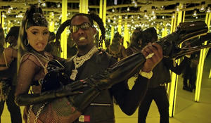 "Offset & Cardi B – ""Clout"" (Music Video)"