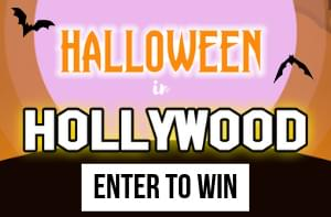 Wanna Halloween in Hollywood?  Get there with KGFM Rewards
