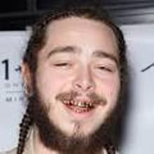 Post Malone's new tatts are right below his eyes!