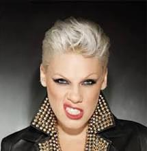 Pink is hospitalized
