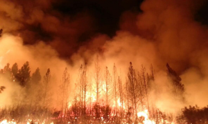 california wildfires 2018 how to help kgfm fm