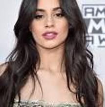 Camilla Cabello opening up the Grammys with a performance