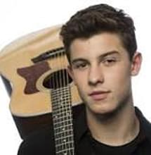 Shawn Mendes is happy with a Happy Meal