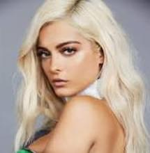 Bebe Rexha's bikini is making headlines!