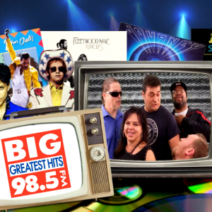 VIDEO: The New BIG 98.5