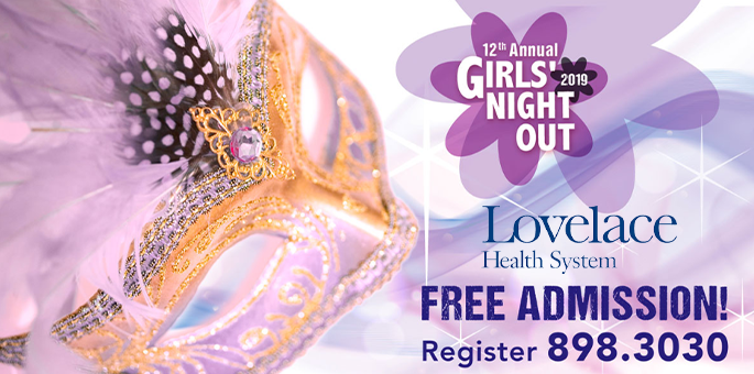 Join Chaz Malibu & Mistie Miles at GIRLS NIGHT OUT!