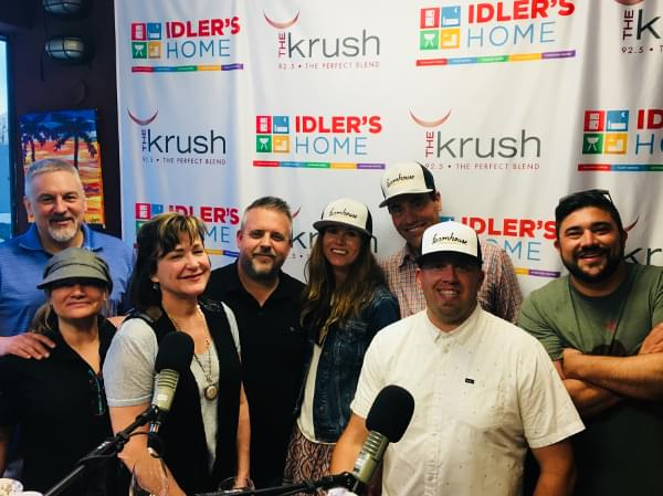 Liquid Lunch – 6/12/18 – Getting A Preview Of SLO Wine Country's Roll Out The Barrels Happening Next Week
