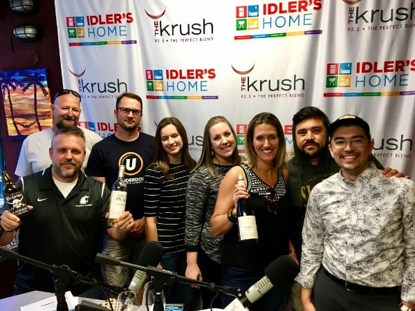 Liquid Lunch – 6/13/18 – Getting a Taste of the Atascadero Lakeside Wine Festival Happening Next Weekend