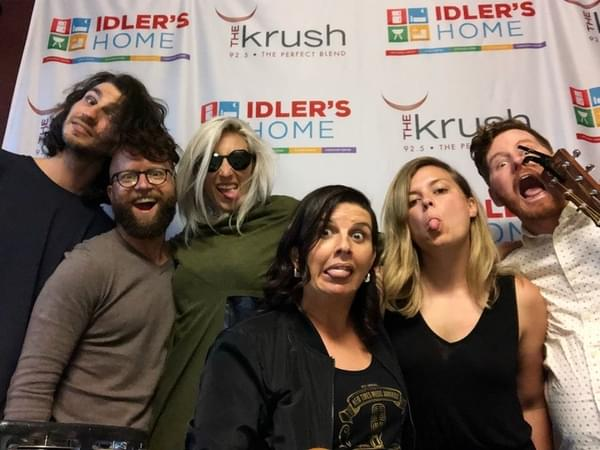 Krush Lounge – 06/14/18 – Fialta in studio catching up and talking new shows!