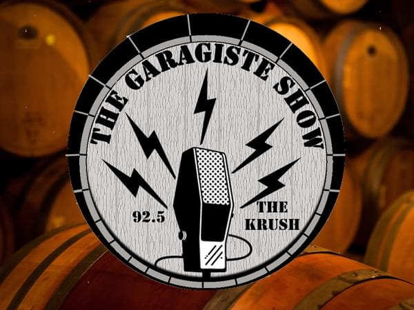 The Garagiste Show – 07/16 – Winemaker Patrick Frisco talking about upcoming events and his humble beginnings