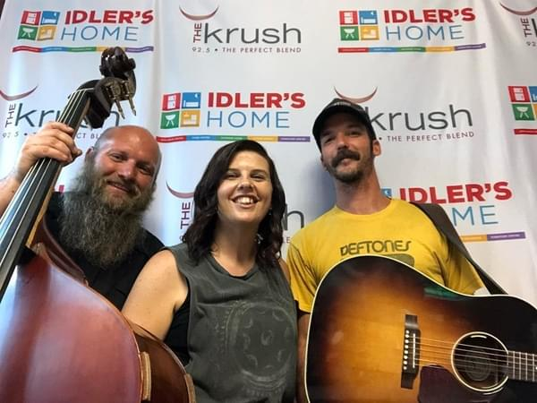 Krush Lounge – 07/05/18 – The Turkey Buzzards in studio talking new music and upcoming shows