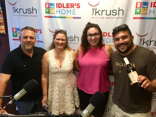 Liquid Lunch – 7/10/18 – Catching Up With San Marcos Creek Vineyard & Winery