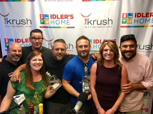 Liquid Lunch – 7/11/18 – Getting A Preview Of The California Mid-State Fair