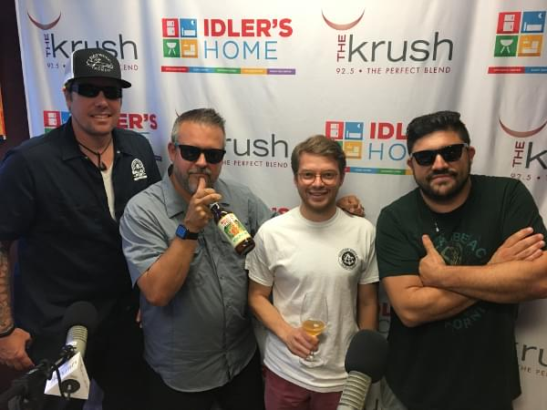 Liquid Lunch – 7/17/18 – In Studio with Matt Laibson and Bill Lacy from Ballast Point