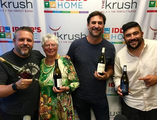 Liquid Lunch – 8/9/18 – Meeting Lane Tanner and Will Henry from Lumen Wines and Pico in Los Alamos