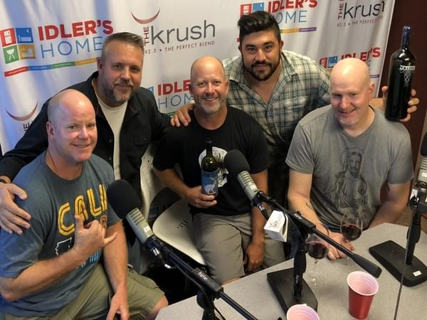 Liquid Lunch – 09/11/18 – A Tribute to Kent Rosenblum with The Beckett Brothers and Christian Tietje