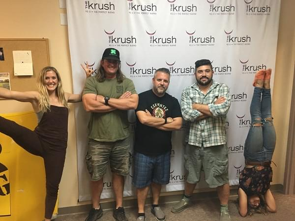 Liquid Lunch – 9/18/18 – Talking About Harvest and More With Two Moons Cellars and Kaena Wines