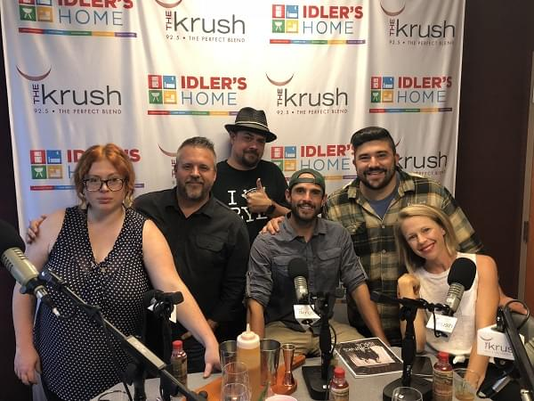 Liquid Lunch – 9/20/18 – In Studio with Edible SLO Talking About Their Final Issue Featuring The Cork Dorks