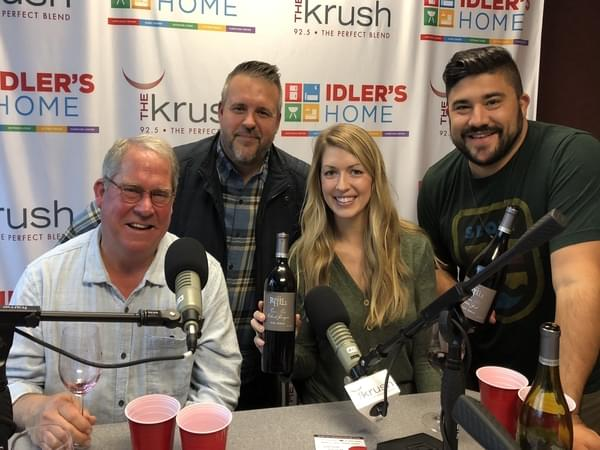 Liquid Lunch  -10/11/18 – Robert Hall Winery talking Harvest and more