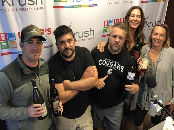 Liquid Lunch – 10/18/18 – Talking Paso Wine Harvest Weekend