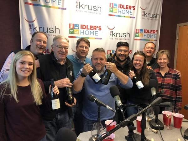 Liquid Lunch – 12/05/18 – Summerwood Glunz and Derby in talking wine and Central Coast Wine Comp