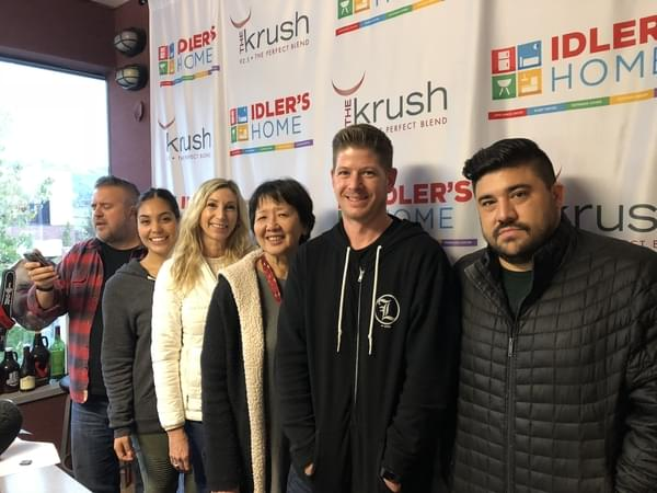 Liquid Lunch – 12/06/18 – Downtown SLO Parade