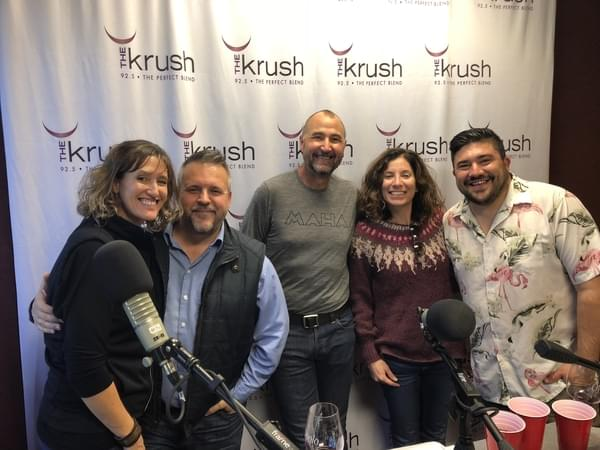 Liquid Lunch – 12/12/18 – Wine Speak Paso 2018