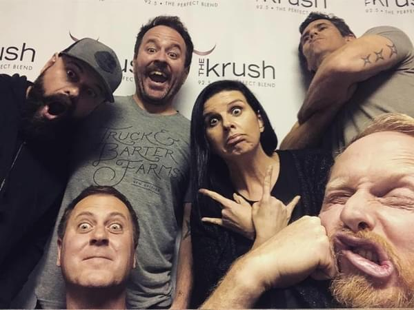 Krush Lounge – 01/31/19 – Ok Alright talking new music and upcoming shows