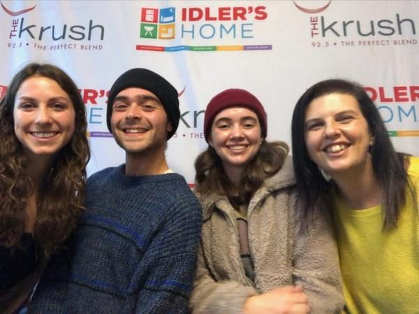 Krush Interviews – 03/07/19 -Suz talks SLO Film Fest with some Cal Poly Students on Cal Poly Shorts