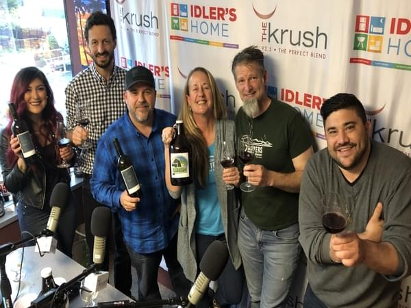 Liquid Lunch – 03/27/19 – 7 Sisters Brewing and Seven Oxen Wines in studio