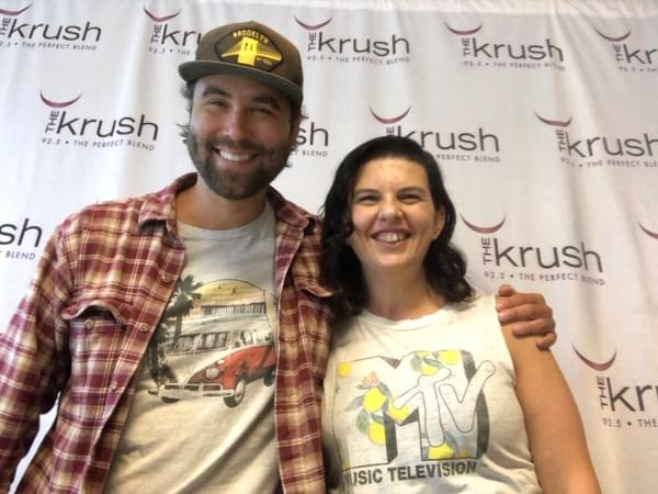 Krush In Studio – 04/12/19 – Suzanne talks to Kevin Graybill about new music and upcoming shows