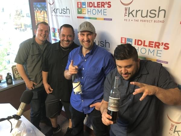 Liquid Lunch – 04/18/19 – Union Sacre and Ribline in studio today!