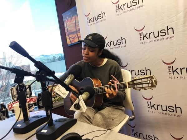 Krush Lounge – 04/25/19 – Adia Victoria in studio talking new music and more
