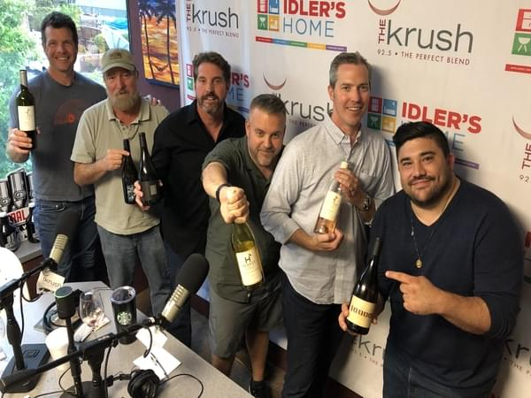 Liquid Lunch – 05/09/19 – The 37th Annual Paso Robles Wine Festival