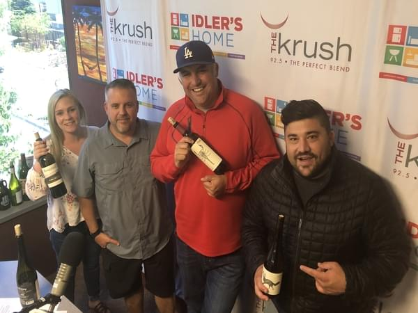 Liquid Lunch – 05/30/19 – Central Coast Wine Competition 2019