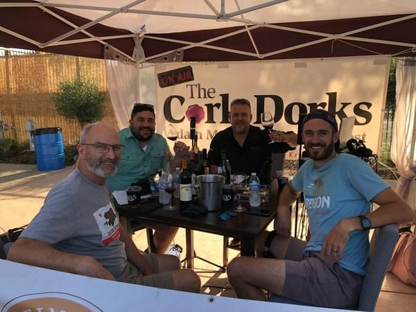 The Cork Dorks at The California Mid State Fair with Castoro Cellars