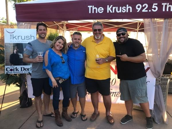 The Cork Dorks at The California Mid State Fair with Eberle Winery