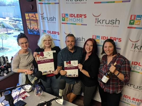 Liquid Lunch – 08/20/19 – Wine Women and Shoes Benefiting RISE