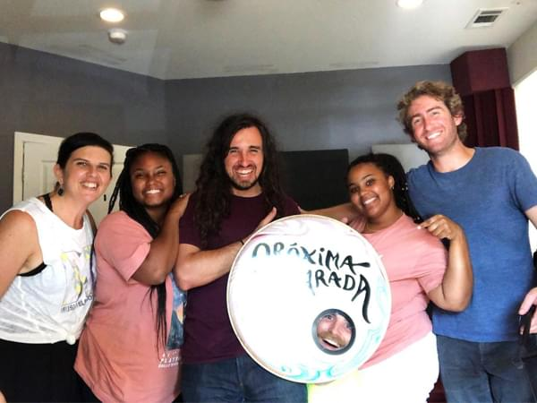 Krush Lounge – 8/29/19 – Proxima Parada preps for Whale Rock at Castoro Cellars and a new album coming 9/27!