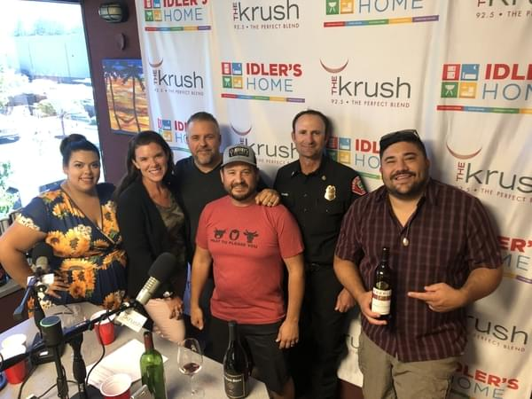 Liquid Lunch – 09/11/19 – A Preview of the Idler's Cookoff with the Paso Robles Fire & Police Departments